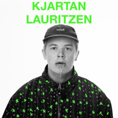 Kjartan Lauritzen er en 20 år gammel rapper fra Sogn & Fjordane, nå boende i Bergen. Da D2 for en stund siden trykket sin sak om den nye rapbølgen fra Bergen, var Lauritzen en av de unge fremadstormende artistene som det ble skrevet om.