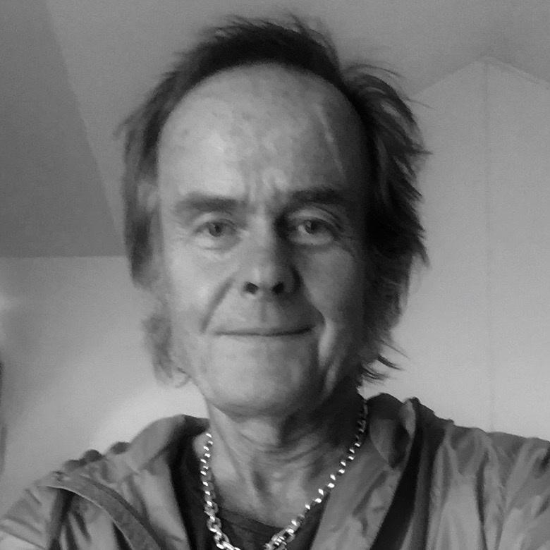 Sverre Knudsen (Musiker/Forfatter)