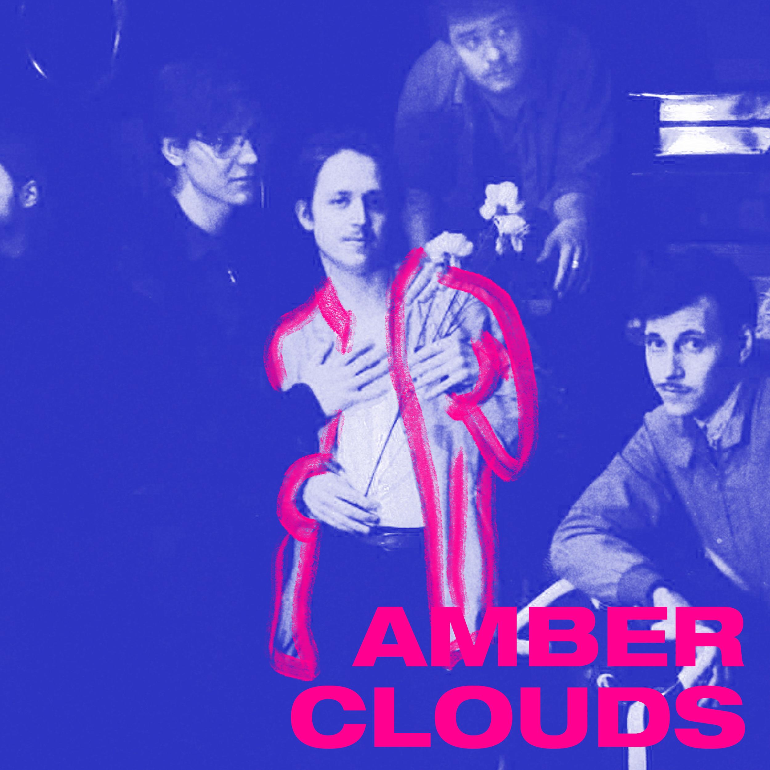 Amber Clouds er et ungt musikalsk prosjekt som blander søte popmelodier med dansbare gitarriff og shoegaze-nostalgi i atmosfæriske, til tider bråkete lydlandskap. Prosjektet har bare holdt på i et drøyt år, men har allerede sluppet et singel, samt spilt inn og produsert EP.