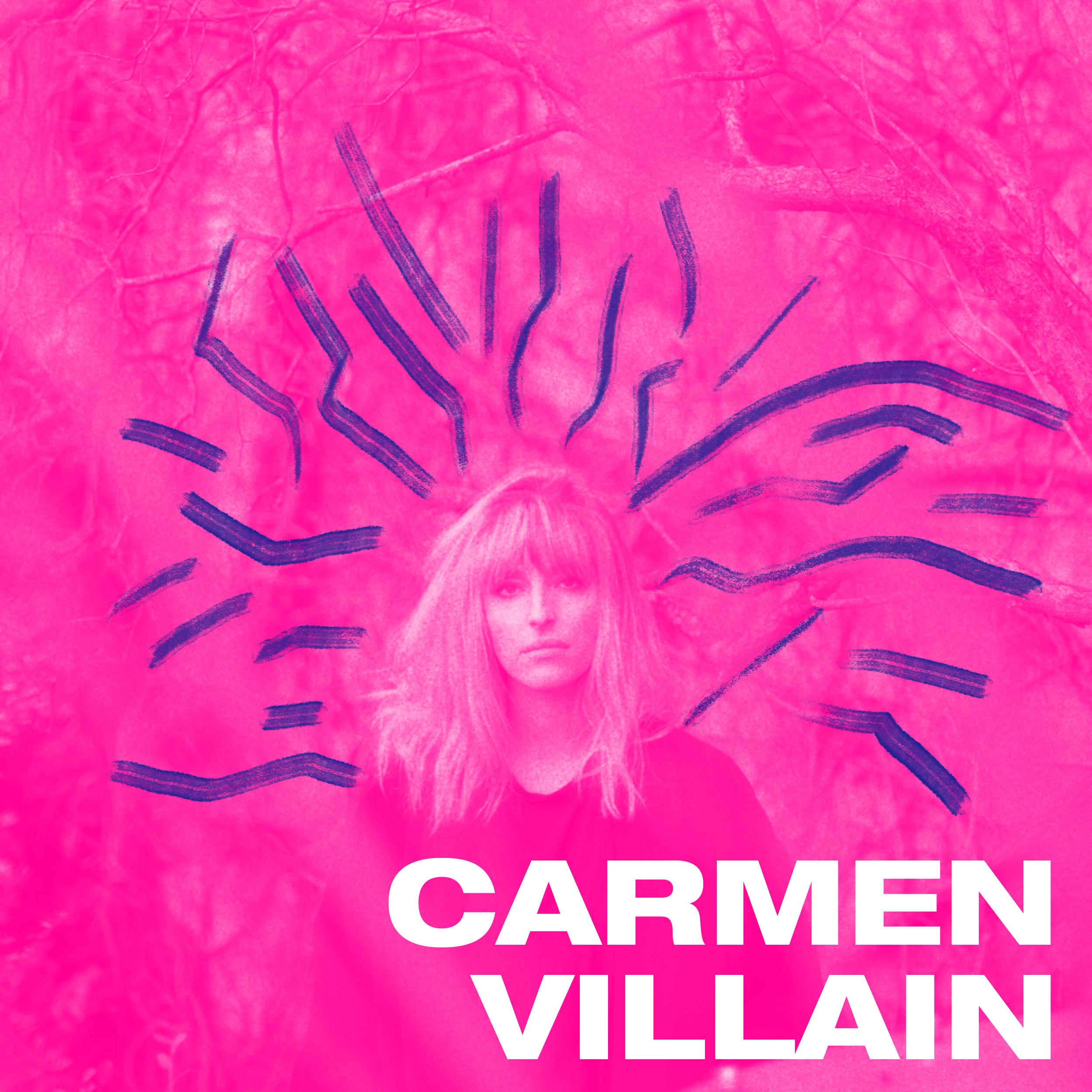 Carmen Villain lager eterisk men utfordrende musikk. De intenst personlige låtene er produsert, spilt inn og skrevet av Carmen selv. Med et flettverk av vokal, feltopptak, piano, gitarer, programmerte trommer og synther skaper hun sin egen særegne sound.