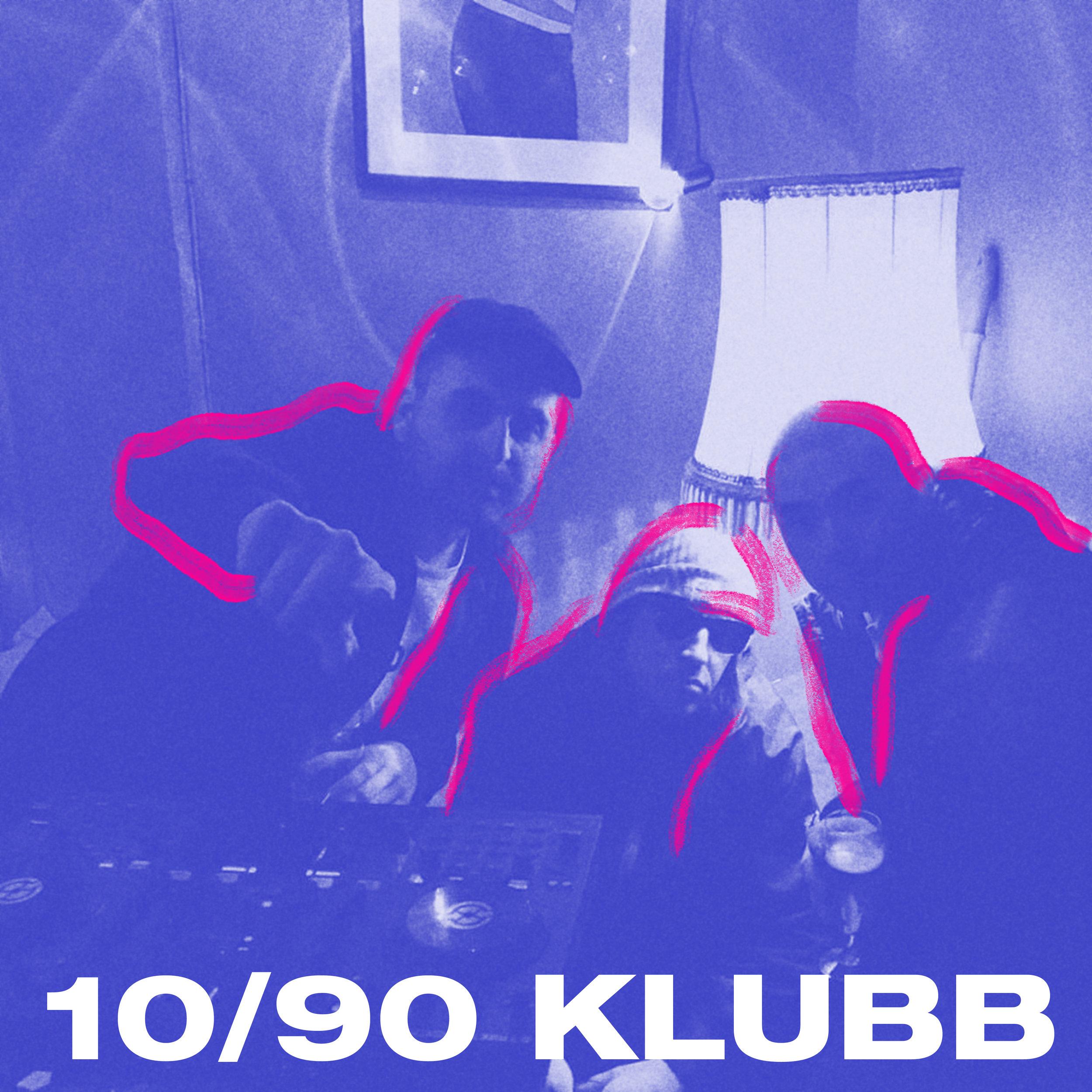 10/90 er et kollektiv bestående av Bergensbaserte artister tilknyttet miljøet rundt produsent Hkon. I løpet av hans klubbsett får folk servert bassorientert musikk, med både egne produksjoner og uutgitte låter, spekket med live gjestevokalister.