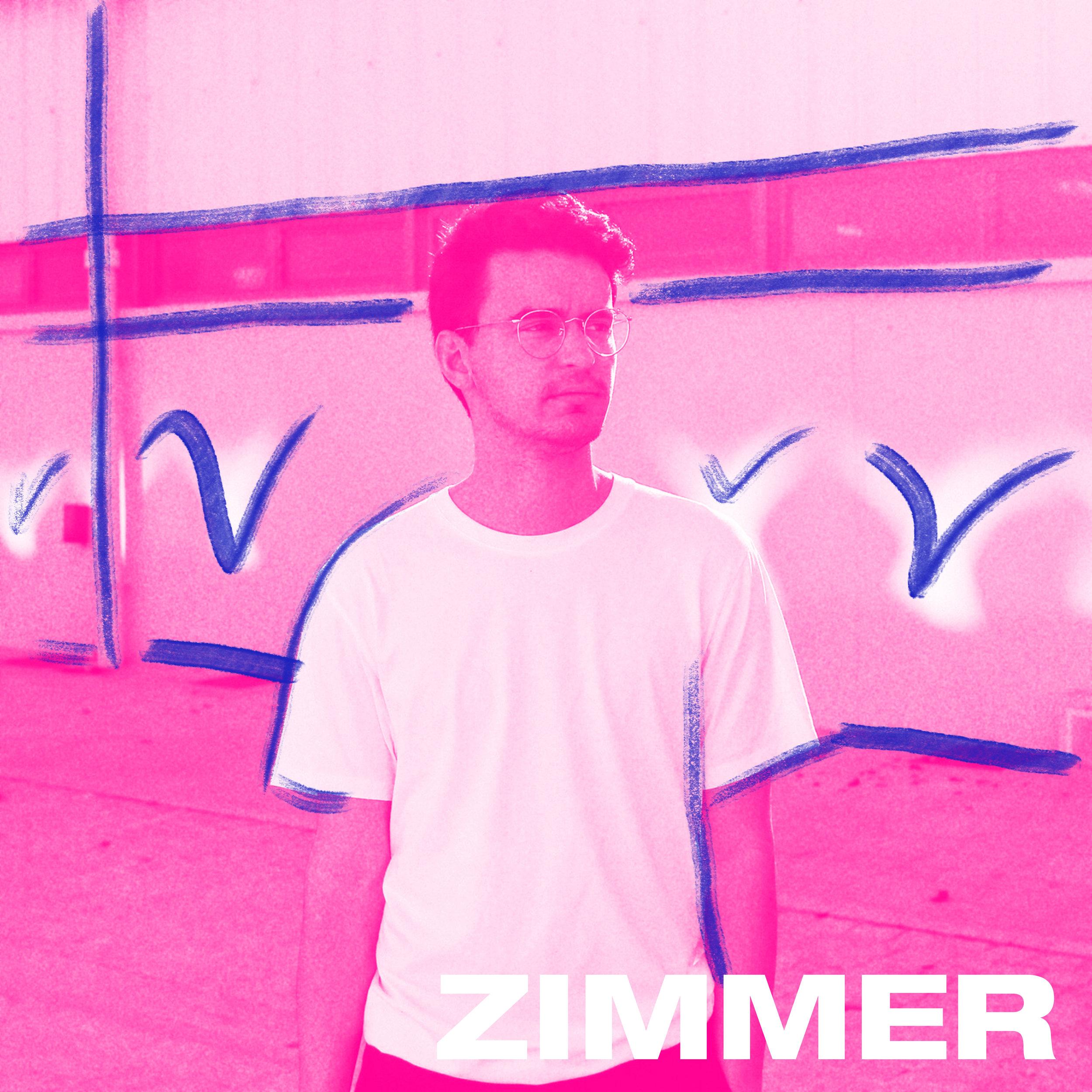 Med sin tropiske twist på house og disko har Zimmer gjort et tydelig inntrykk. Produsenten fra Paris henter fram både kjærlighetens by og California i musikken, med feel-good rytmer og drømmende lydlandskaper.