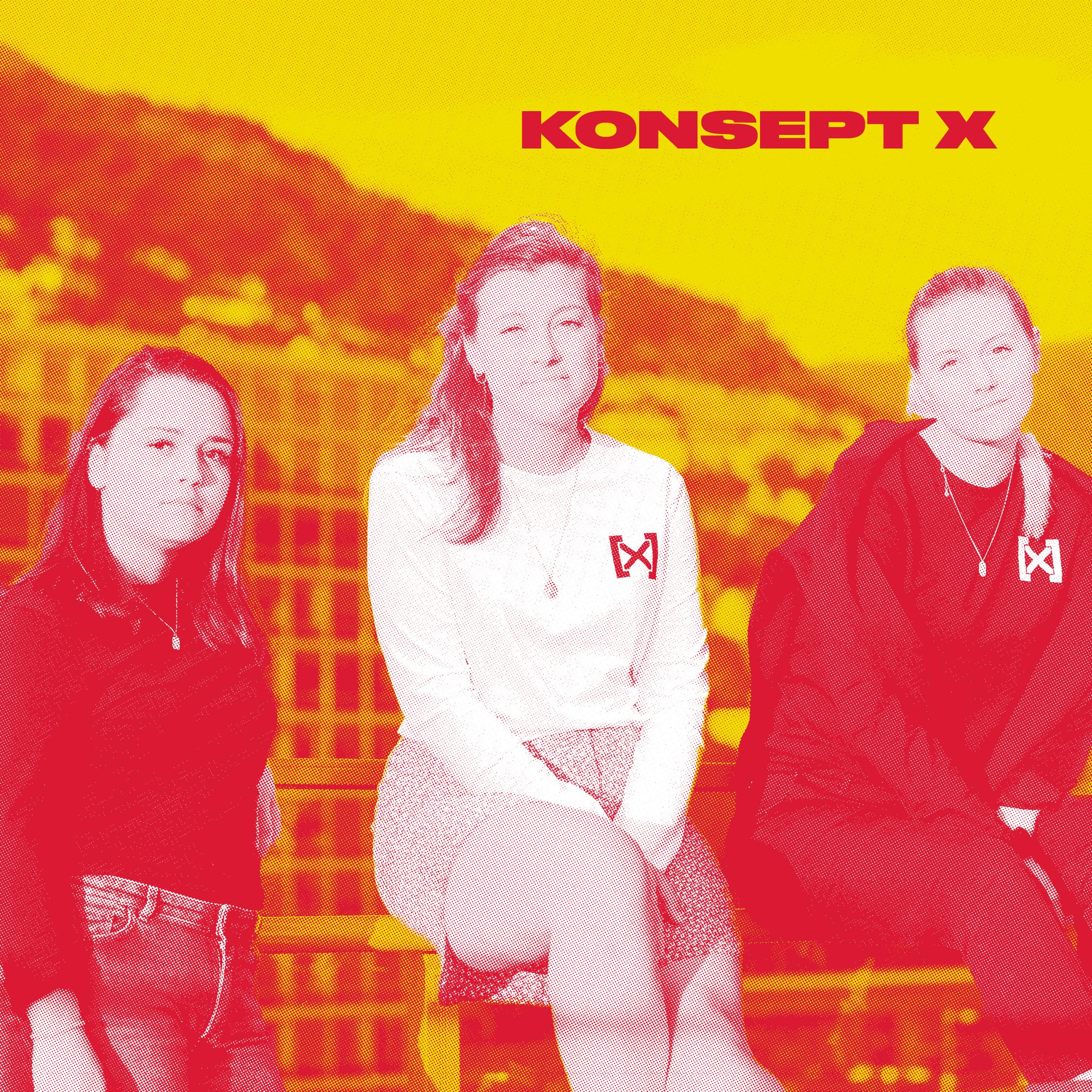 Konsept [X] er et musikkollektiv som ble etablert sommeren 2017 i Bergen, Norge. Kollektivet består av personer som er interesserte i musikk og som jobber for en mer balansert og mangfoldig musikk- og kulturbransje. På Vill Vill Vest spiller medlemmer DJ Toska og Utsikten (Rikke Toska, Jenny Hestnes og Anne Stinessen). Hver for seg er de beryktet for å skape uhemmet god stemning og for å få hele klubben til å svette, danse og shake! De spiller en deilig blanding skamløs dansepop, hip hop, afrobeats, og house. Her finnes ikke guilty pleasures - bare pleasure!