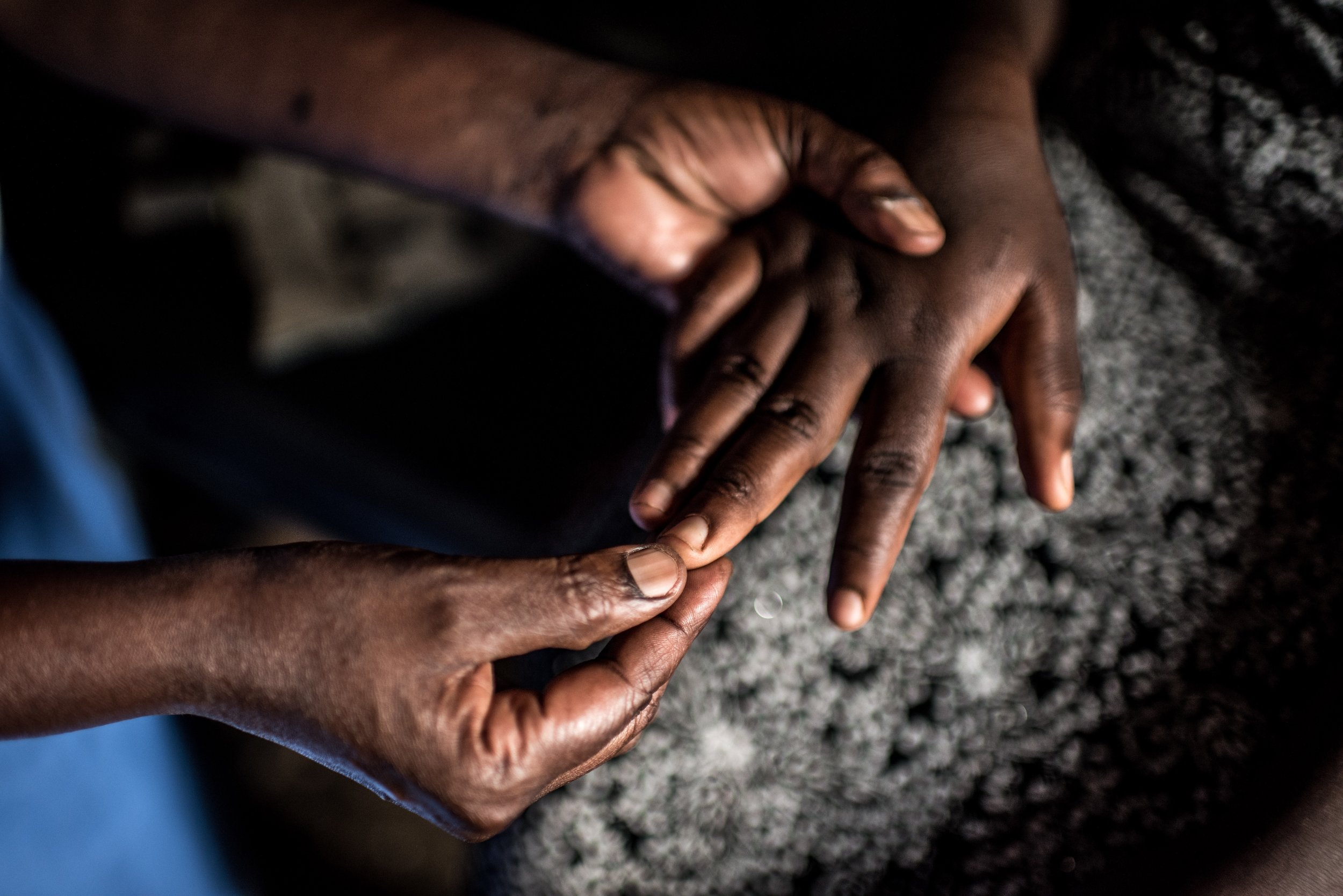 Rape survivor accesses post-abortion care -