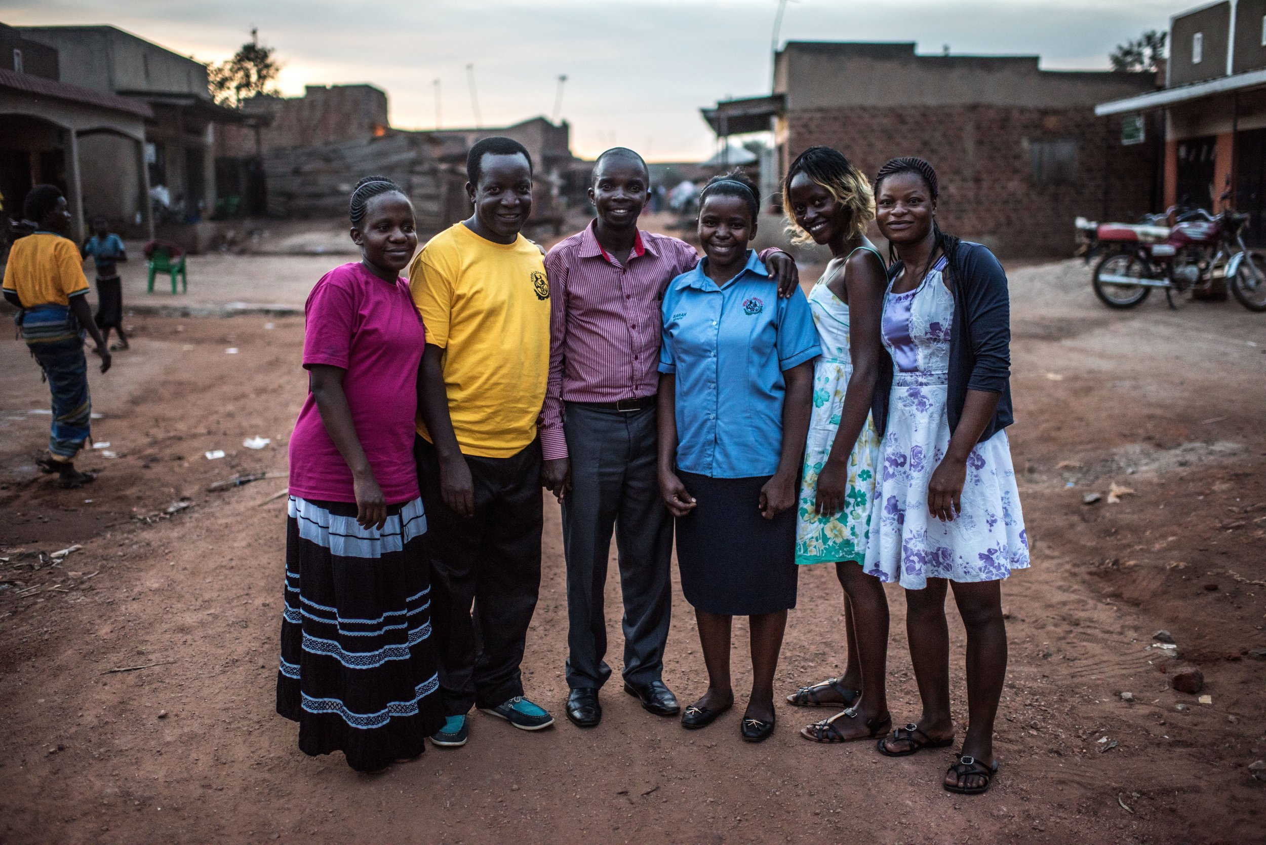 Volunteers for Development Association Uganda (VODA) - VODA is a small community based organisation from Mukono County, two hours from the Ugandan capital, Kampala. Their SAAF project started in 2014 to change attitudes about abortion among schools, communities and health centres. Read the stories of those who have been affected by the project here.