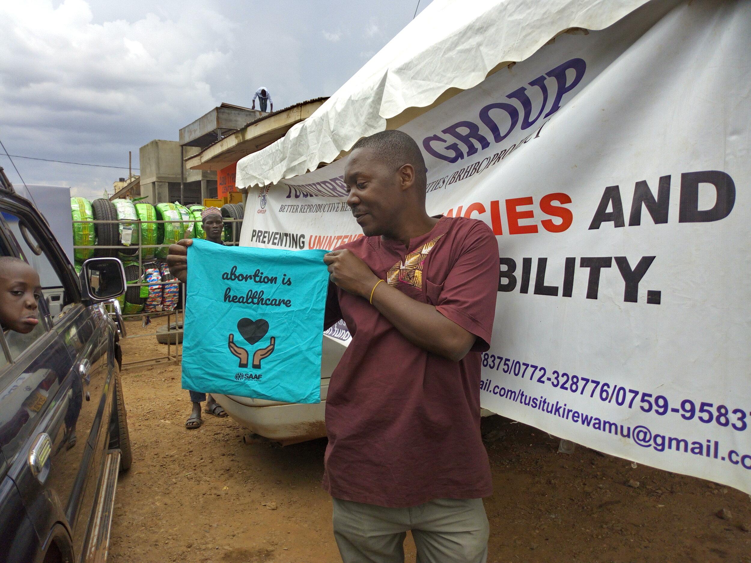 Tusitukirewamu Group - Uganda
