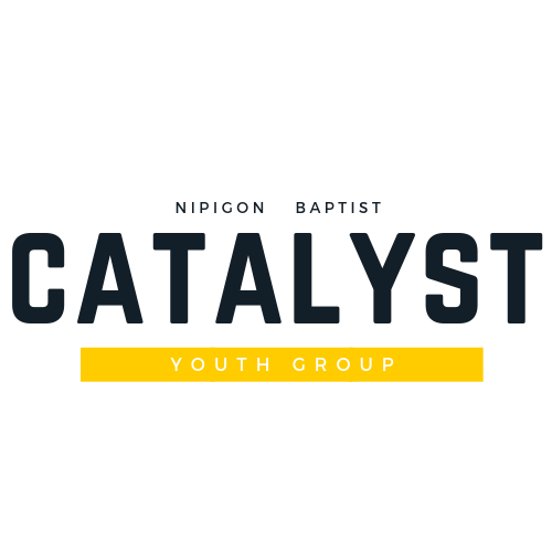 - Catalyst is a high energy youth group for ages 12-18. Catalyst meets on Sunday evenings from 6:30-8:00 September through April. Games, Bible lessons, food, and friends make for great time with friends while growing closer to Jesus!