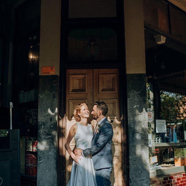 We are frequently asked where we'd recommend for photos, the truth is it doesn't matter! The magic is between you {Nicole + Frank} by #blwalex . . . . . . . . #weddingphotography #weddingphotographer #weddinginspo#melbourneweddingphotographer #melbournewedding #melbourneweddingphotography#melbournebride