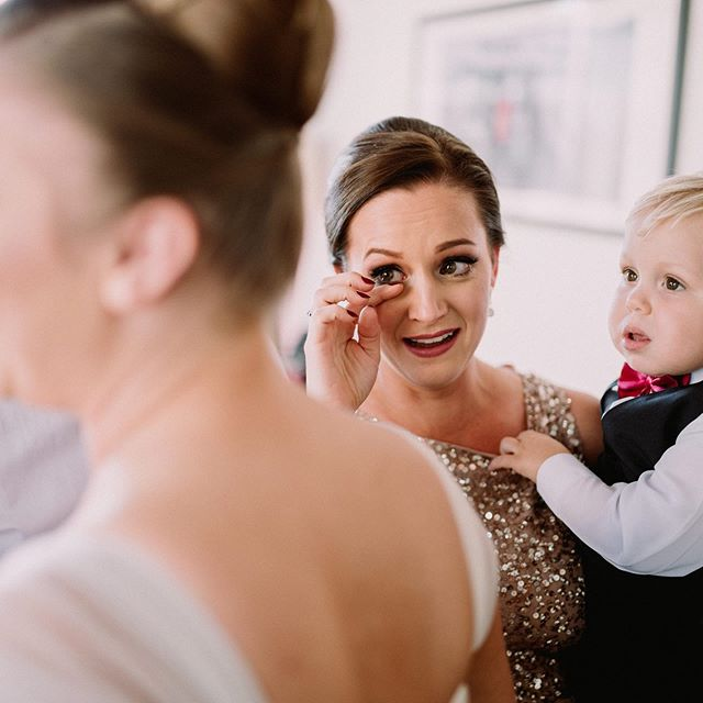 The moments we hunt for: @mrsdanilane seeing her sister as a bride for the first time 🥰🥰 {allyne + scott} by #blwwill Make up @katiehopkinsmakeupartist  Hair @shaughneil  Venue @thepark_melbourne . . . . . . #melbournewedding #melbourneweddingphotography #weddinginspo #weddingday #weddingplanner #bride #bridestyle #weddinginspiration #weddingideas #engaged #instawedding #moments