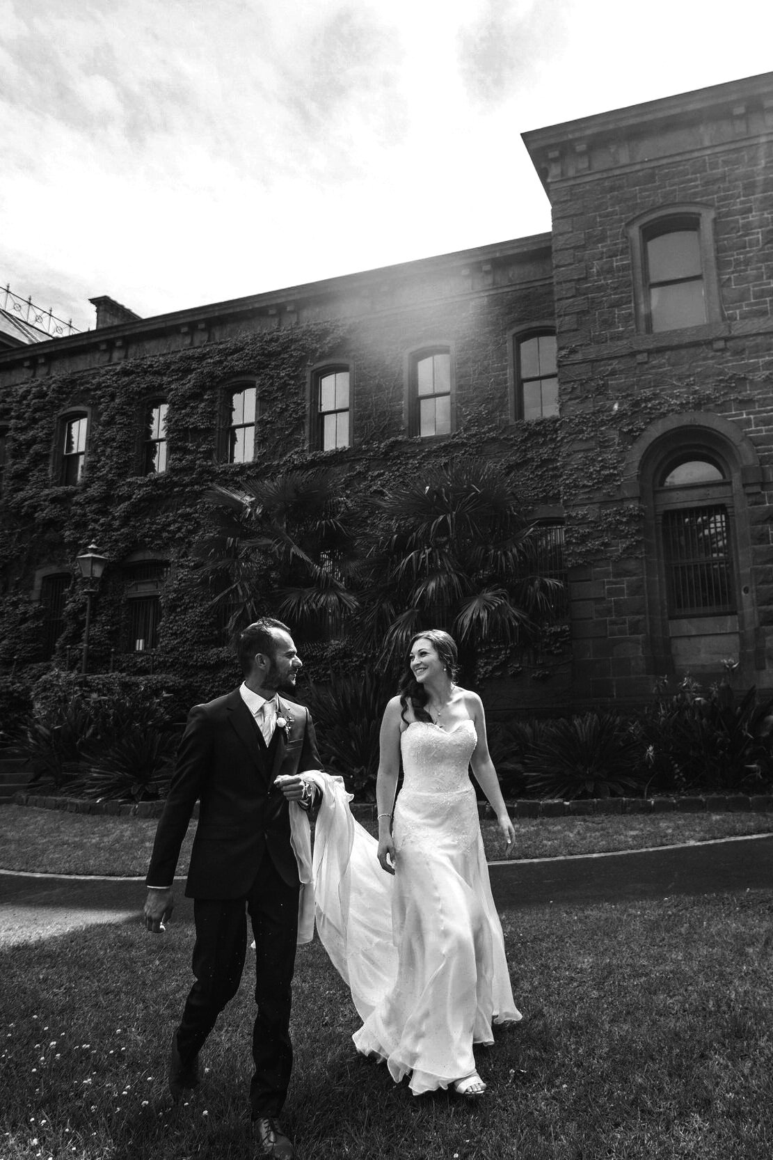 Emily & Alen - Couldn't recommend Alex more highly. His photography skills are amazing and he took some breathtakingly beautiful pictures of our wedding, he has a real eye for it. However, what made it even better was his nature across the entire day. My husband, family and bridal party agree. He was calm, clear and made the process so much fun... which is exactly what you need on a wedding day. He made sure all important things were captured which was appreciated as this was not something I was thinking about over the day. Definitely book him!!
