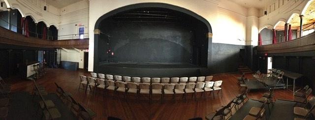 The Theater @ SCCRI