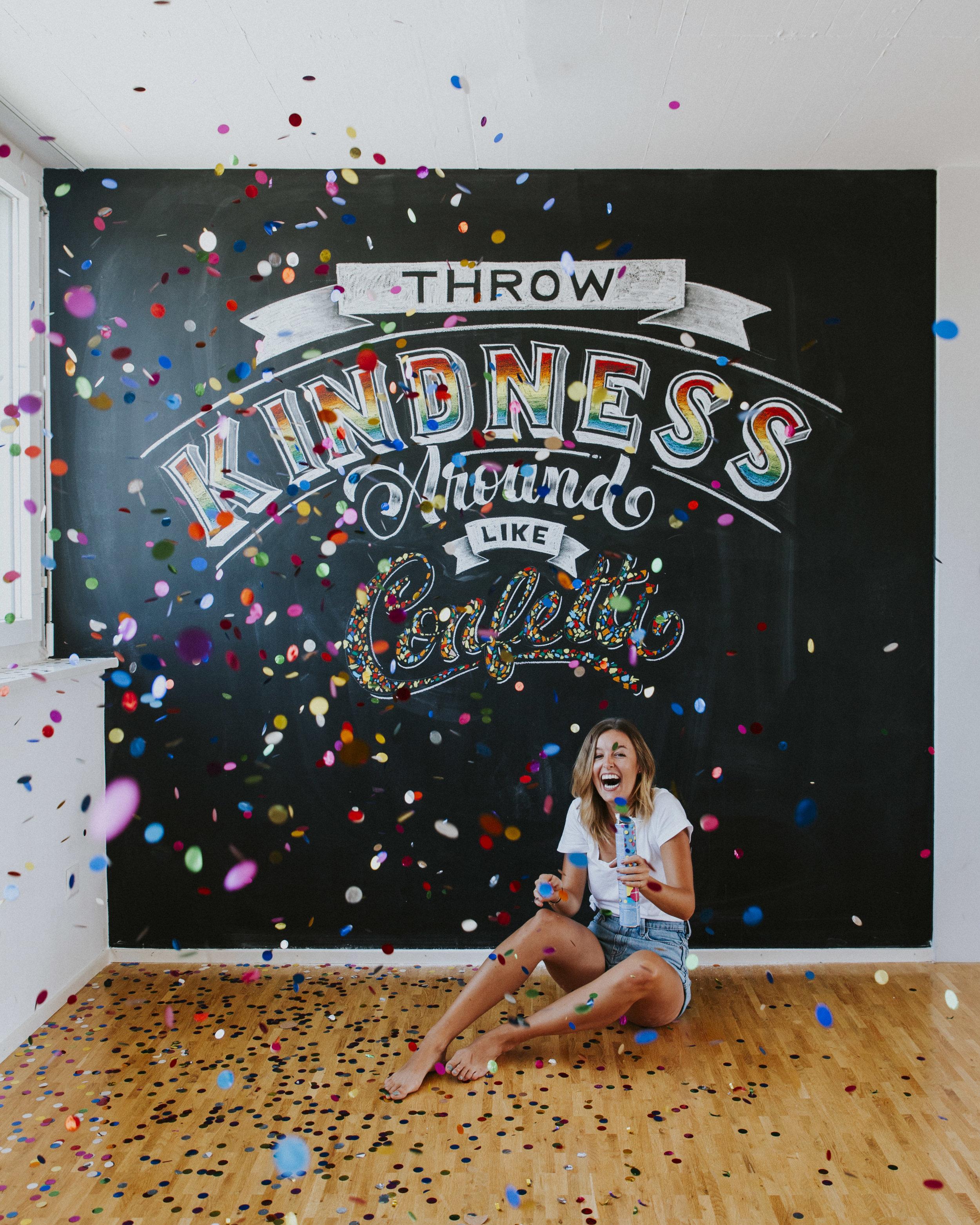CHALK - Kindness