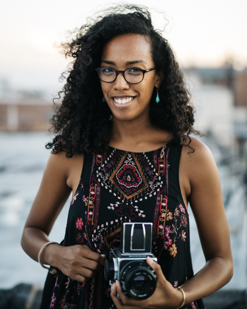 Hi, I'm Nadiya. - I am originally from from Detroit, Michigan. I am currently based in Syracuse, NY, but I travel all over the world documenting humans in love. I have a BFA in Photography and Film from VCU Arts. I'm a old school film + fine art photography nerd, a Black Feminist, an astrology buff, and a total sucker for negative space and minimalist anything.I come from a multicultural background. My mother is from South Africa and my father is from the Philippines. As such, I experienced a myriad of cultural nuances from both sides of my family including learning and listening to different languages. I would attend Filipinx cultural school on Saturdays before hanging out with nana telling me stories of South Africa during Apartheid right before I'd get ready to do my homework and more standard midwestern kid things i.e. playing with bugs and riding bikes until dark. As a little mixed African and Asian free spirit growing up in a Michigan, I loved my quirky and different upbringing but I rarely, almost never saw myself represented in any form of media, wedding or otherwise.