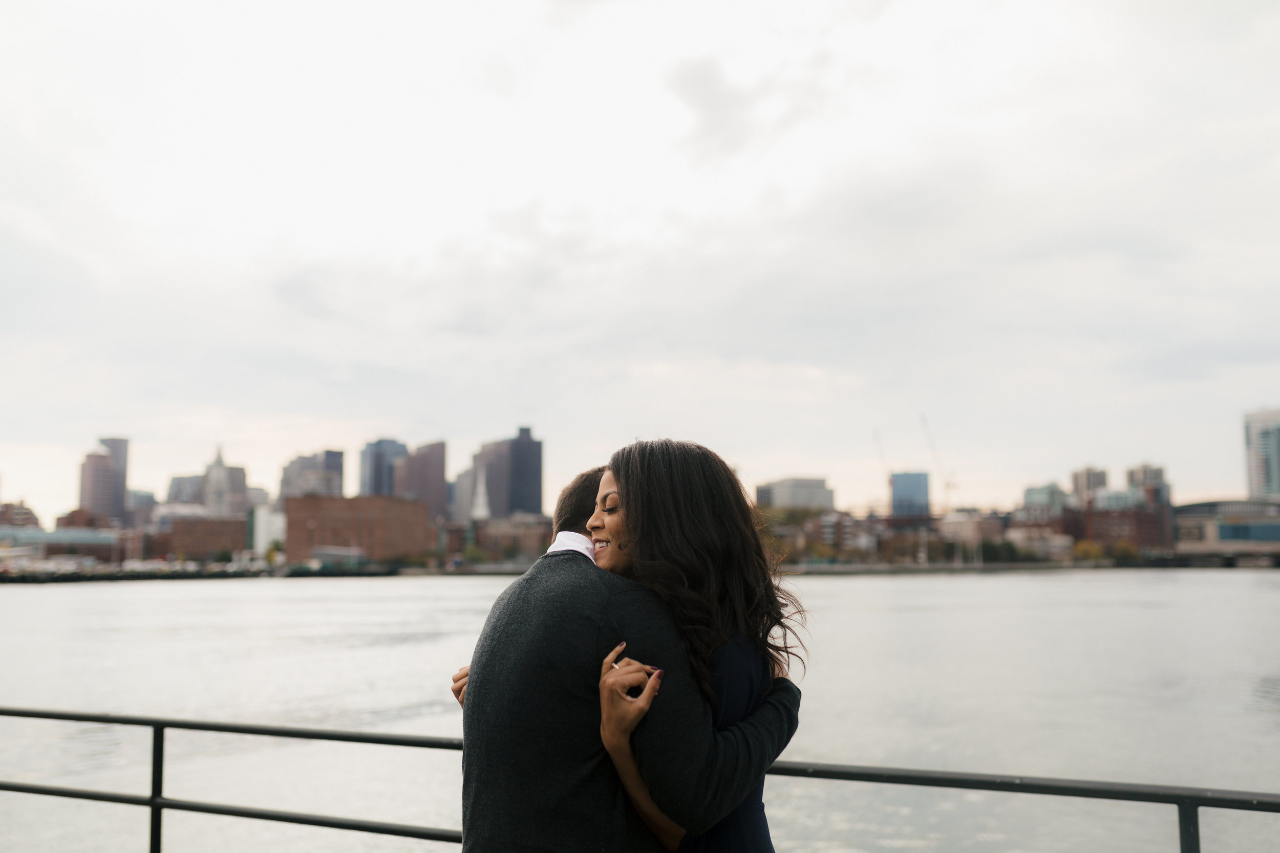 kevin + Laura - Boston, MA