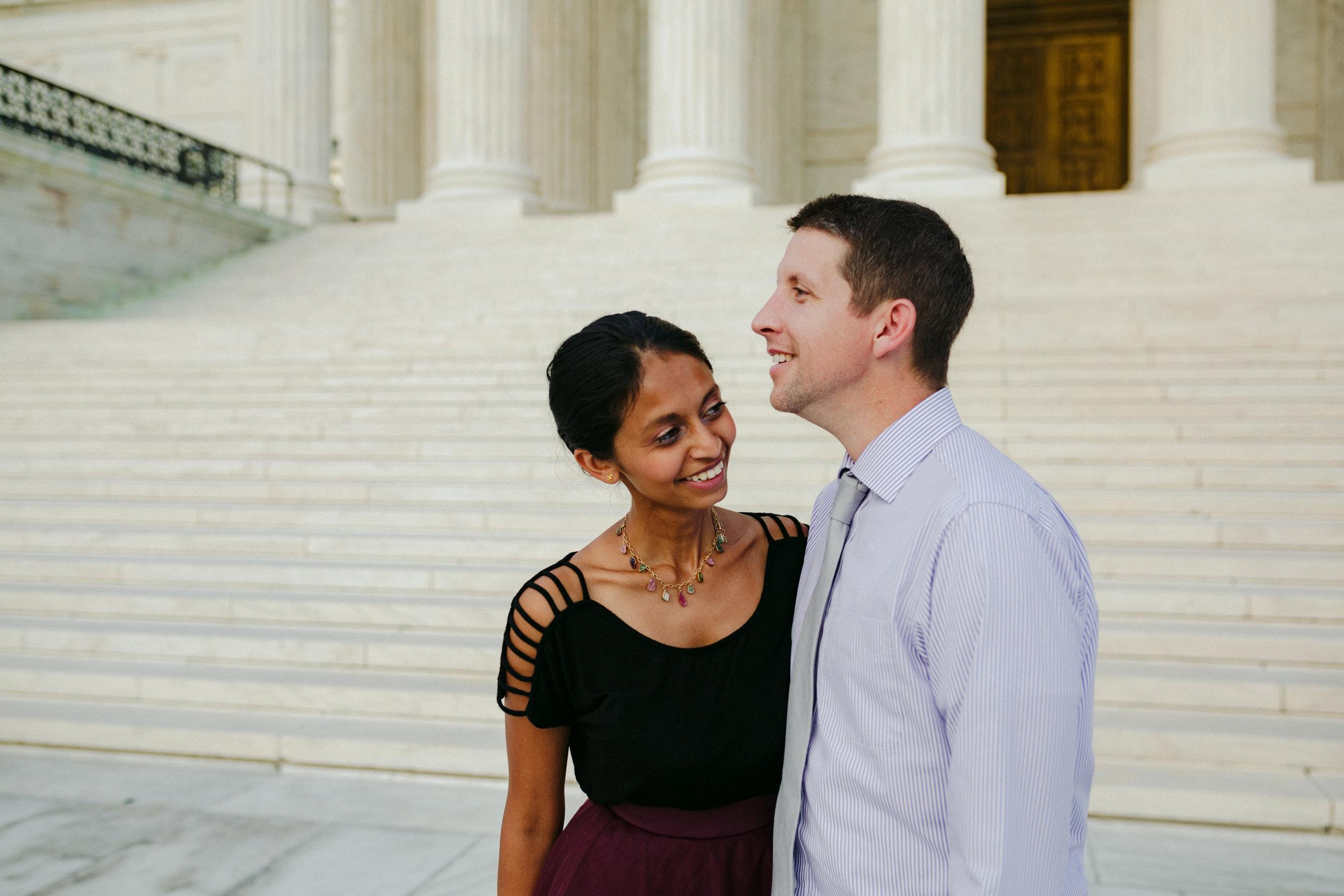 Craig + Davina - Washington D.C.