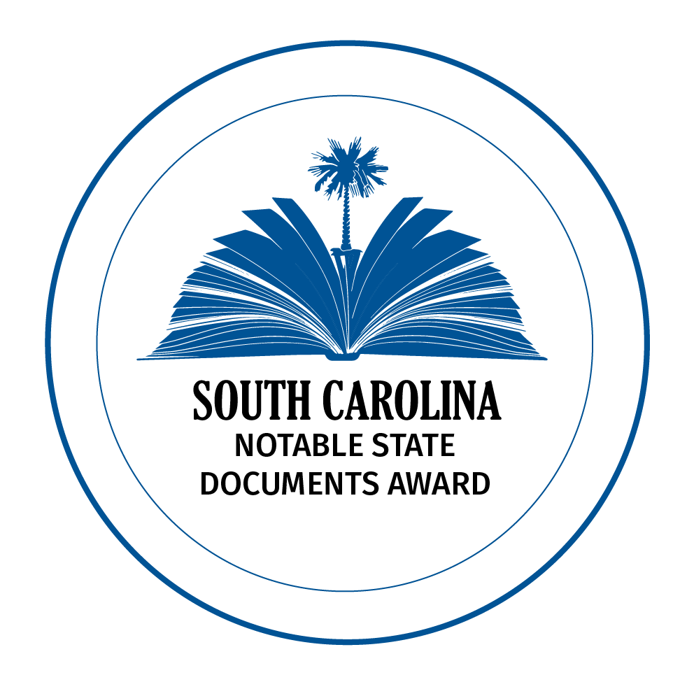 2016 Notable State Documents Award Winner - South Carolina Coastal Resources and its sister blog, South Carolina Natural Resources, were recognized by the S.C. State Library as two of the most informative government documents produced in 2016.