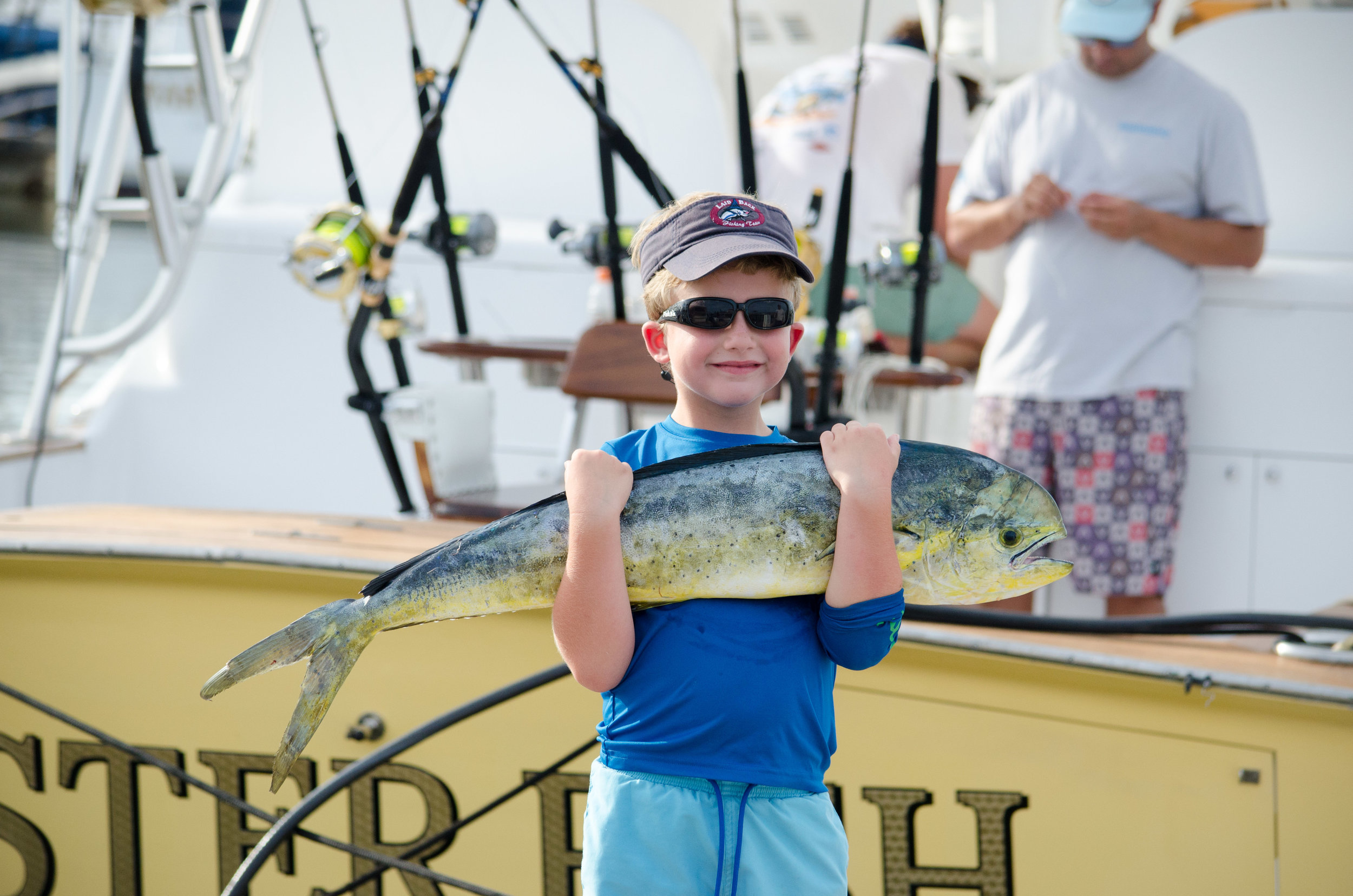 A happy youth angler_credit Cameron J Rhodes & SC Governor's Cup.jpg
