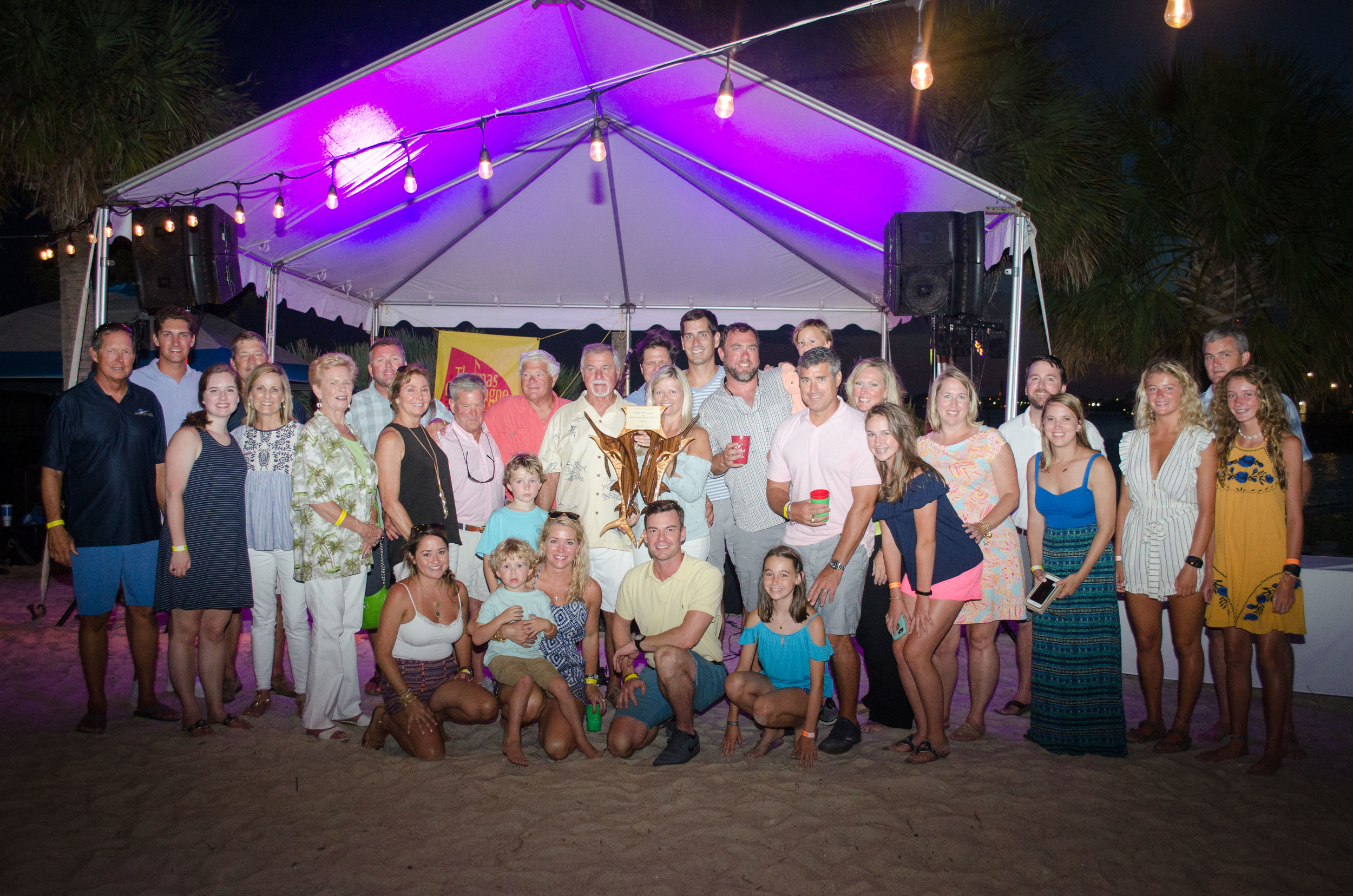 The Familes of Mr. Manly Eubank & Captain Buck Morris_credit Cameron J Rhodes & SC Governor's Cup.jpg