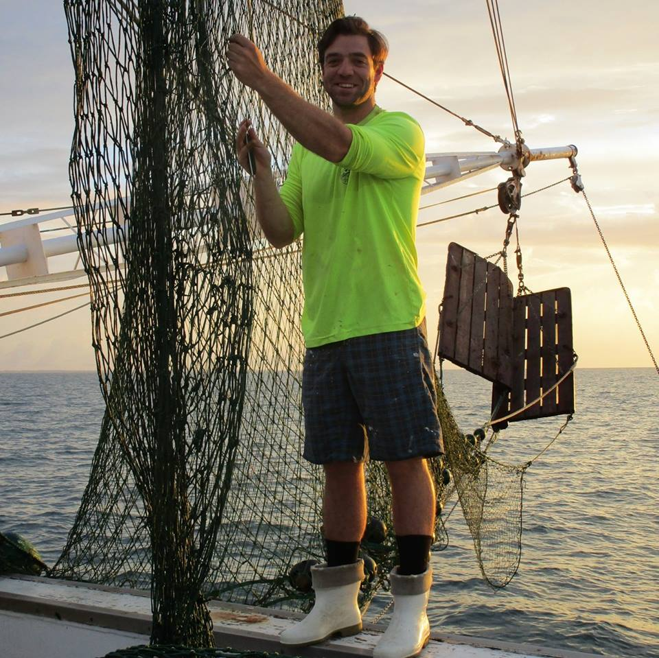 Many SCDNR staff got their start on the  R/V Lady Lisa . Chris Evans began as a deckhand on the  Lady Lisa  in 2015 and is now training to lead the scientific team during the Lisa's summer trips for the in-water sea turtle trawl survey.