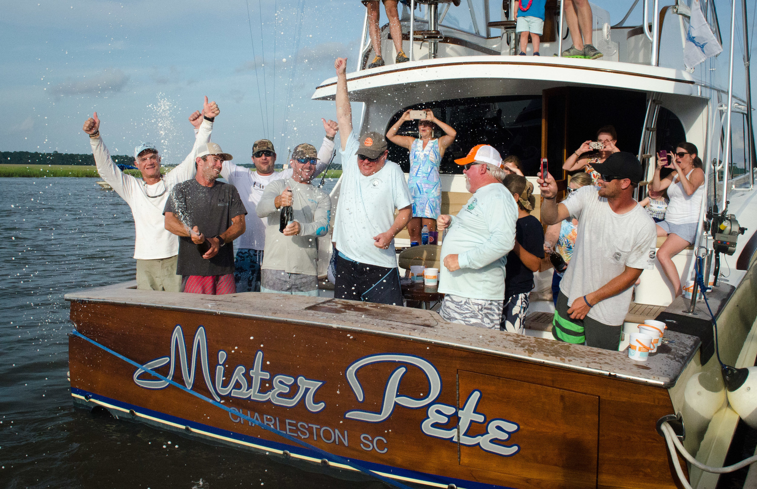 The Mister Pete celebrating their win_credit Cameron J Rhodes & SC Governor's Cup.jpg