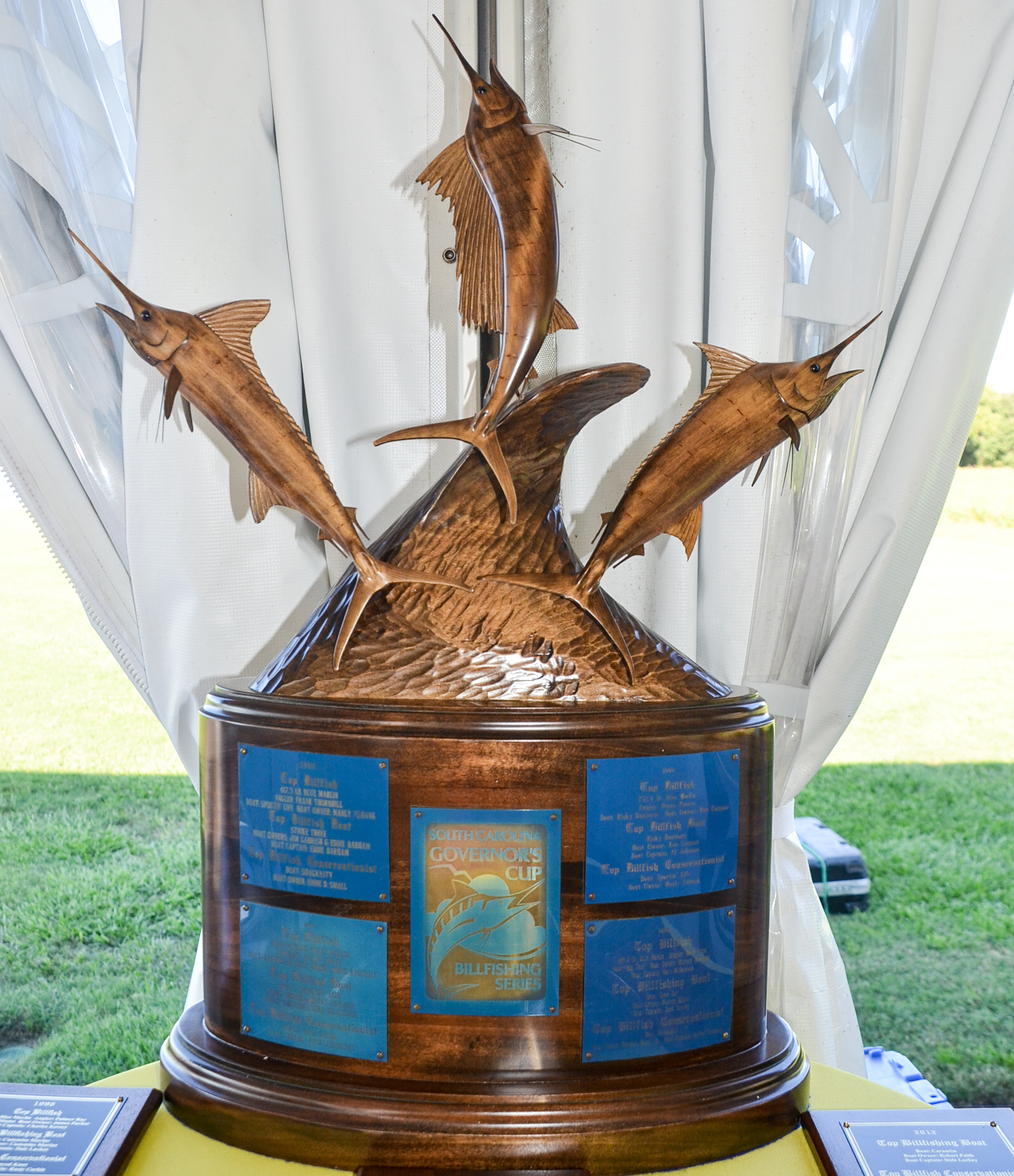 The Perpetual Trophy