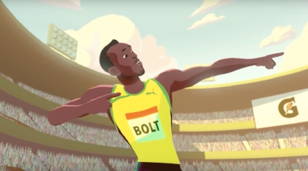 WATCH :Gatorade:  The Boy Who Learned to Fly - Usain Bolt