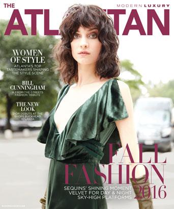 The Atlantan September 2016 Issue