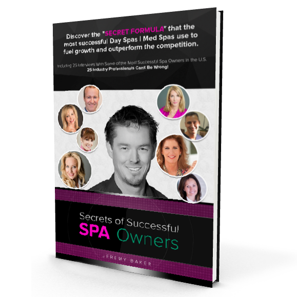 Secrets of Successful Spa Owners