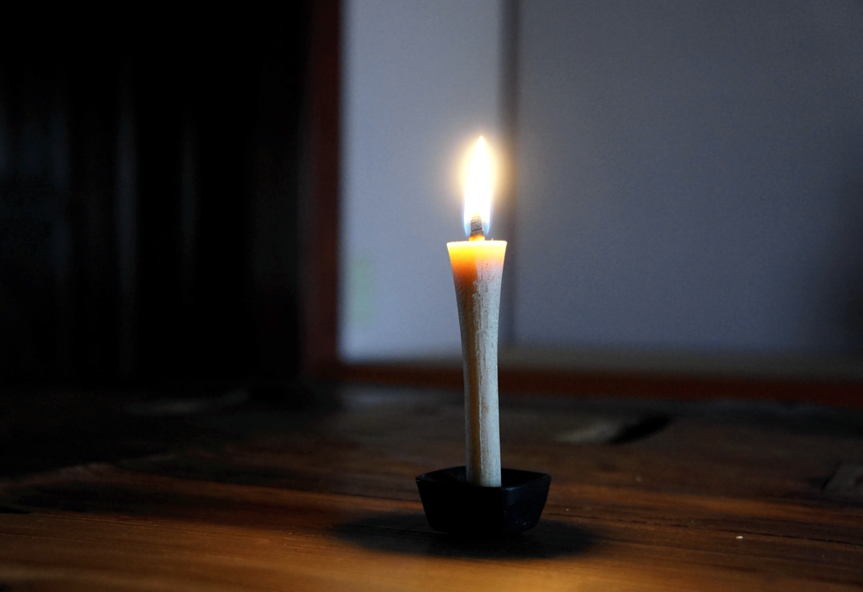 Takazawa candle Japan