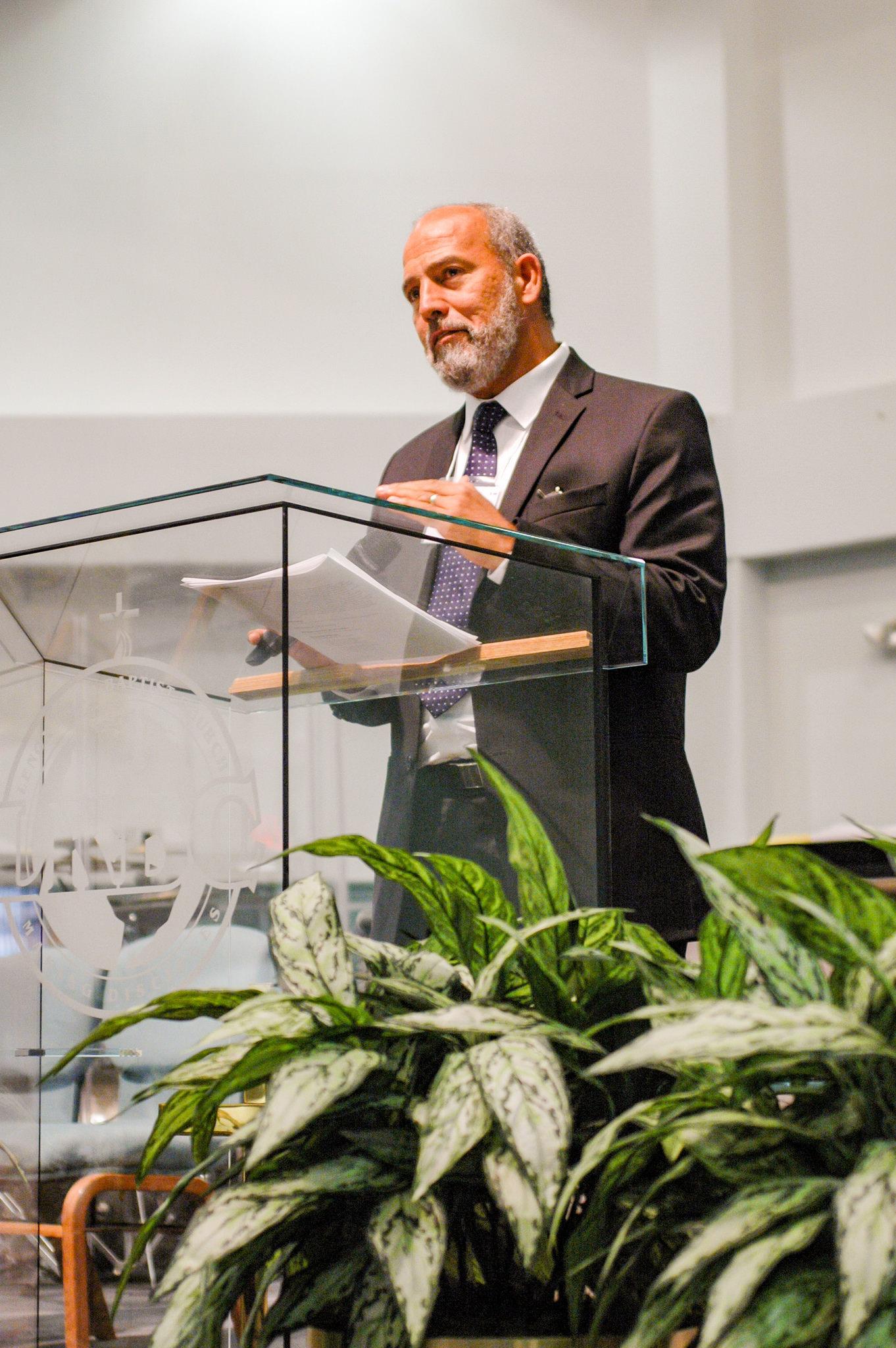 The Rev. Dr. Isaac Castaneda