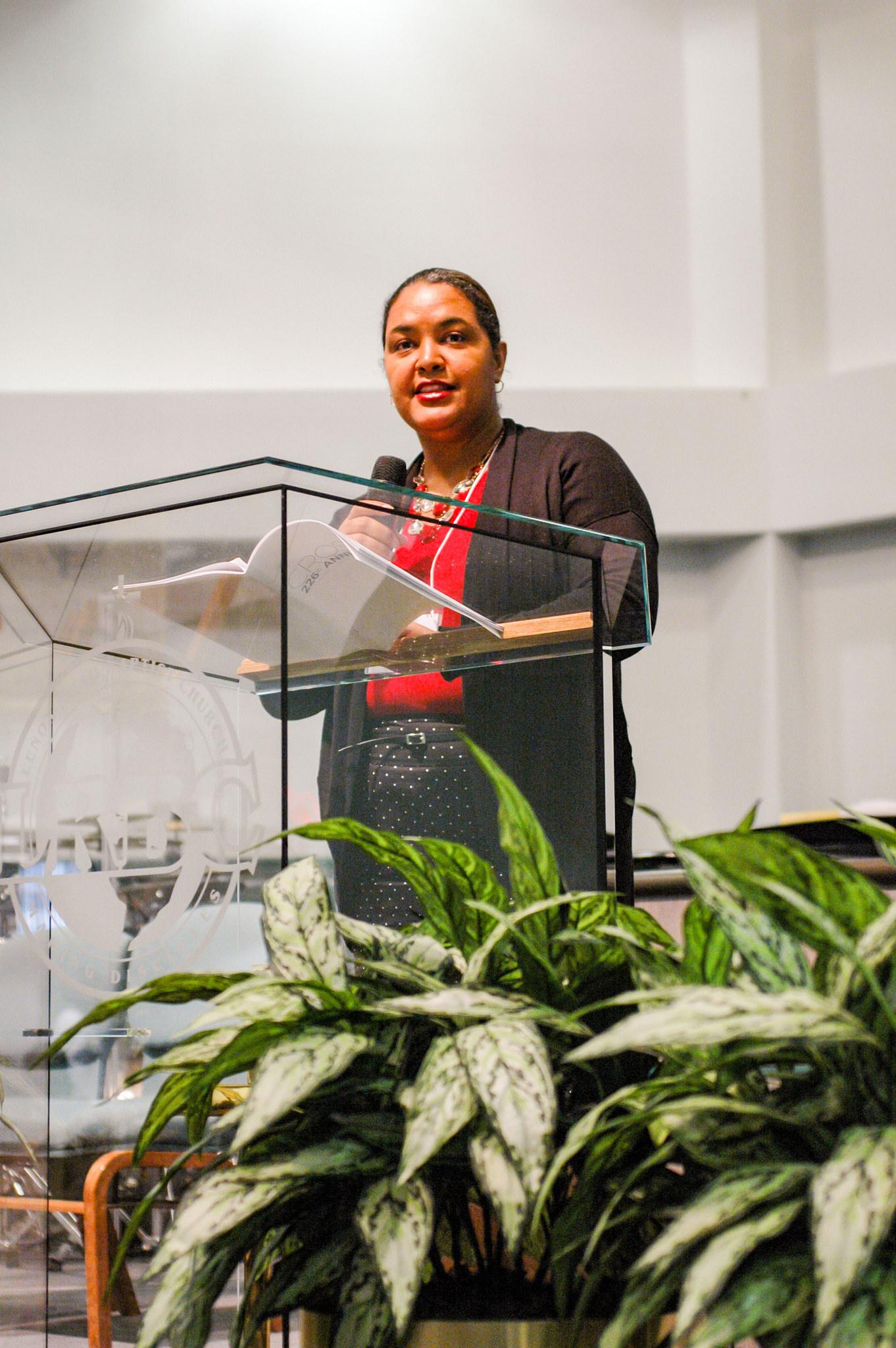 Ms. Naomi Nunez