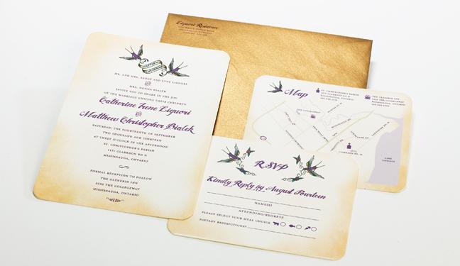 Wedding Invitation Toronto
