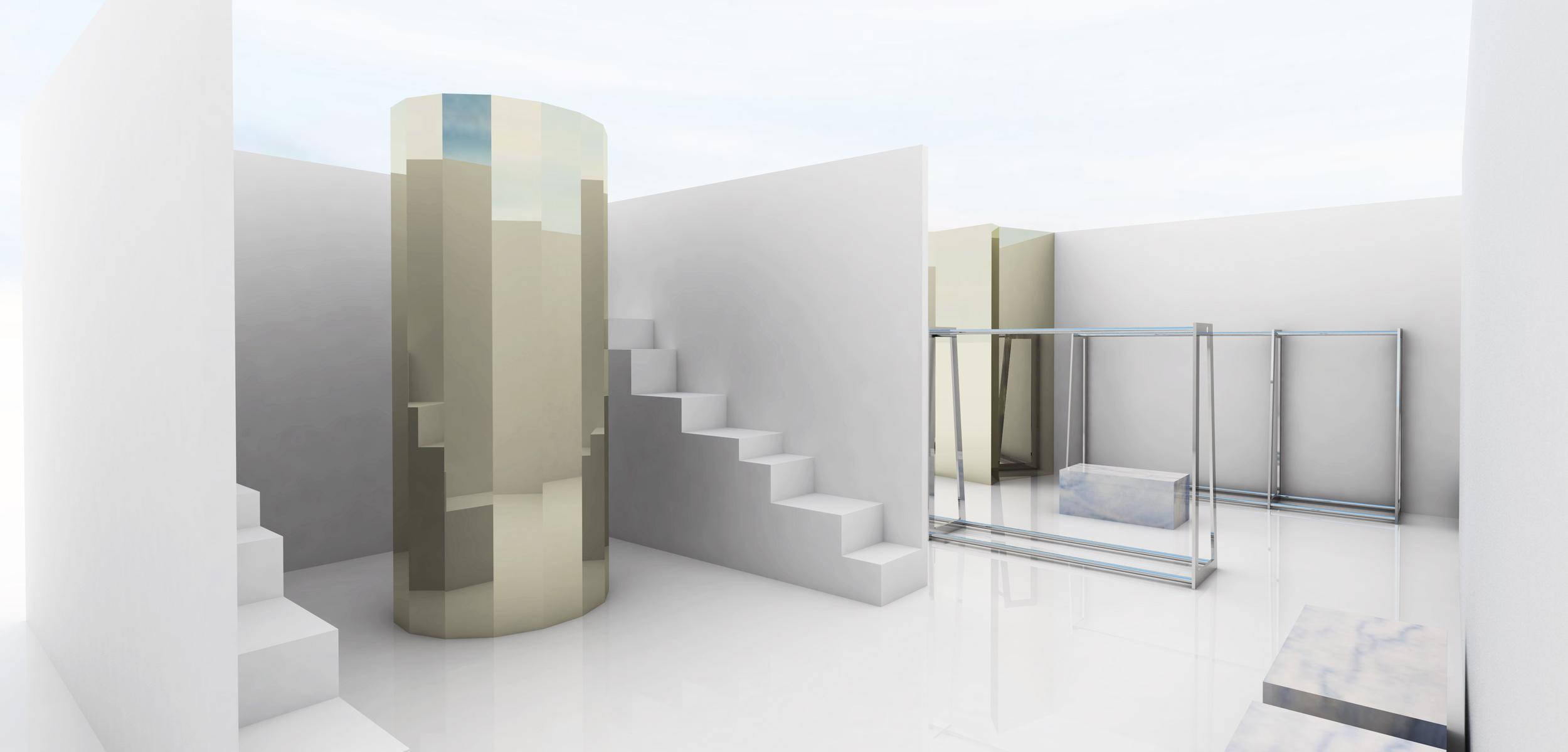 Céline store architecte study studio Henry