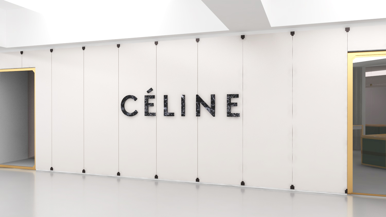 Céline store architecte study studio Henry facade
