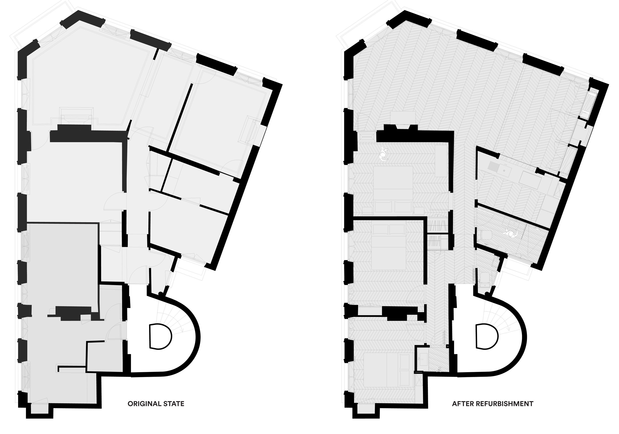 STUDIO HENRY  Quai aux Fleurs PLAN BEFORE AFTER.jpg