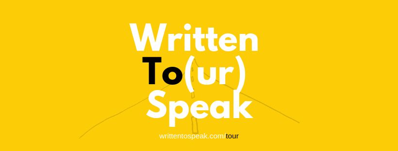 written to speak tour