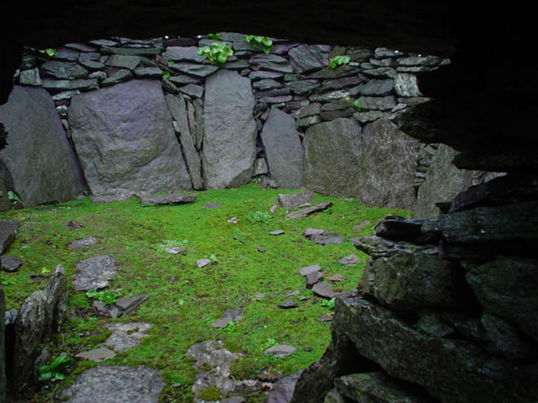 Monestary Graves