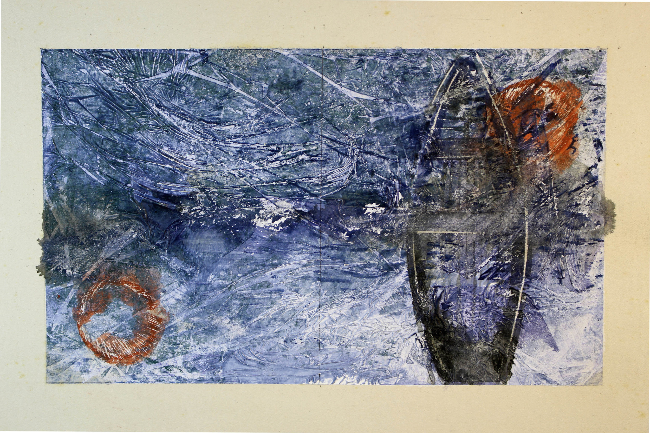 Untitled drawing no.9