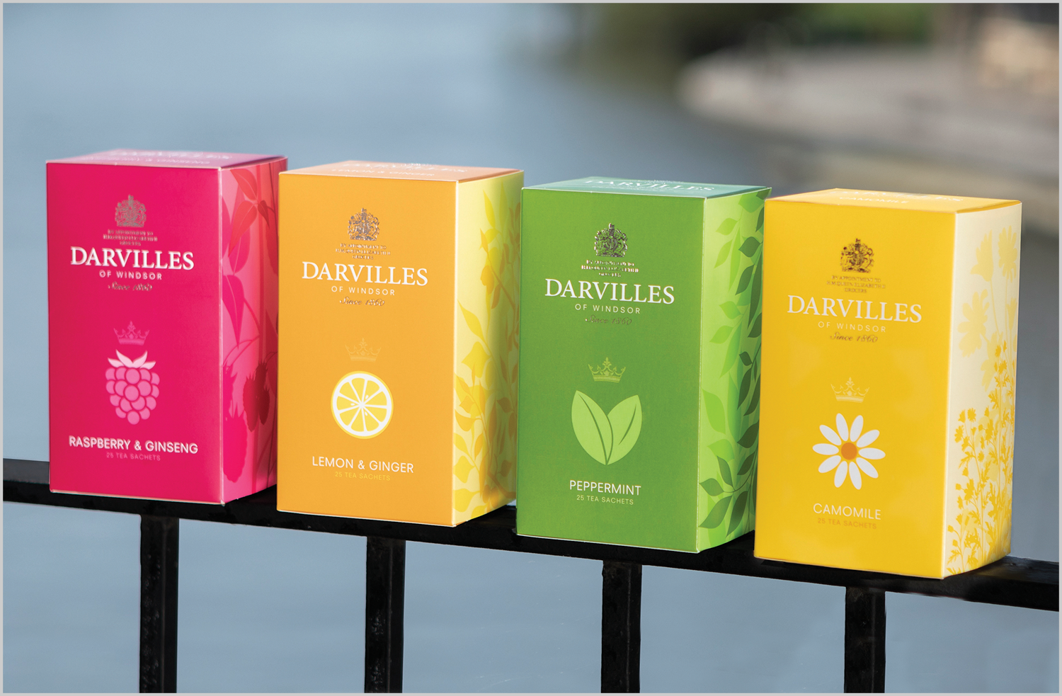 Fruit & Herb Tea - An infusion of refreshing, energising and soothing flavours combine for our Fruit and Herb tea range.