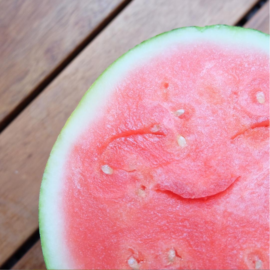 3. Watermelon - Great for clearing heat from your system. In fact watermelon is something we typically crave during the intense summer heat. However, due to its cooling nature, it should be eaten in moderation.