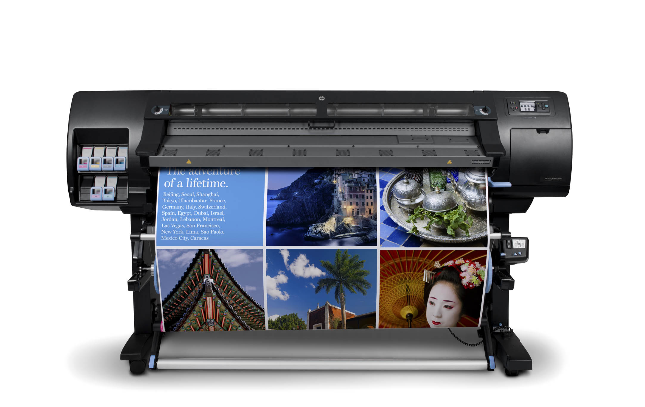 HP 26500 Roll-To-Roll Printer