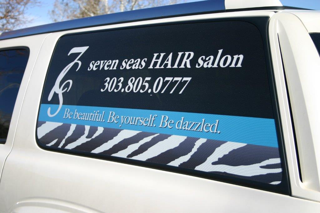 Window Perferations for Graphics