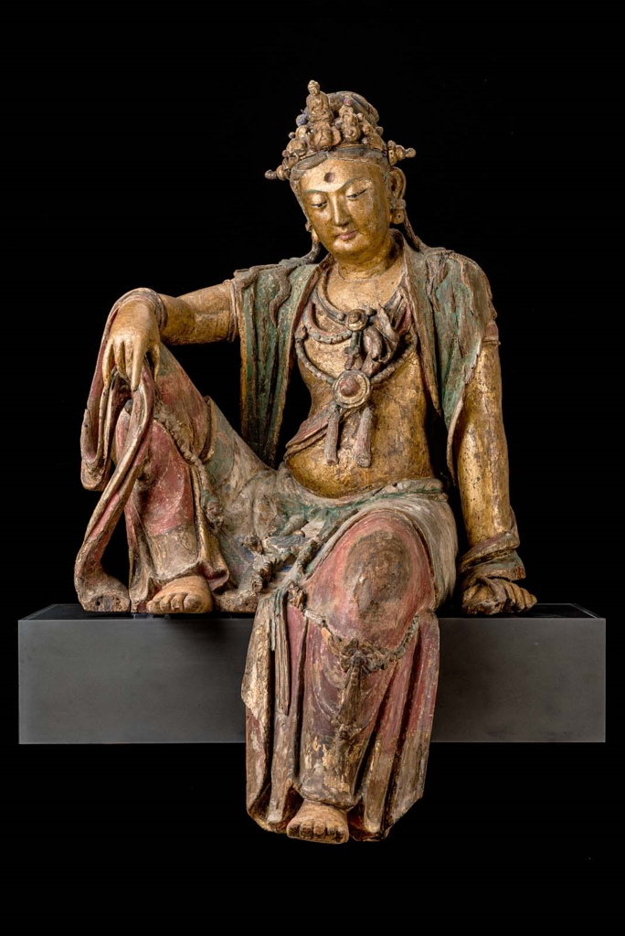 Guanyin, Bodhisattva of Compassion (Song Dynasty, 12th c. CE)