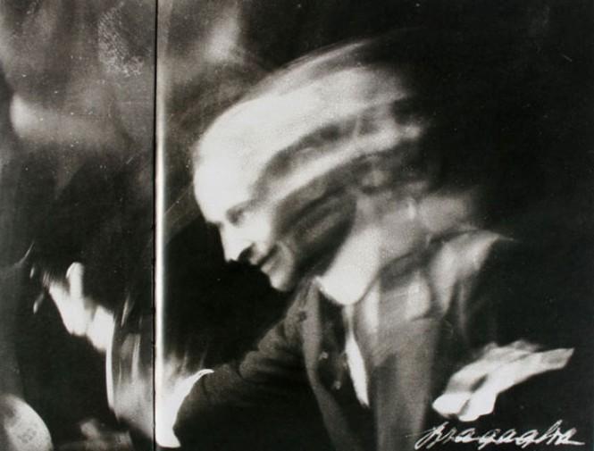 """Anton Bragaglia, """"Waving"""" (1911)"""
