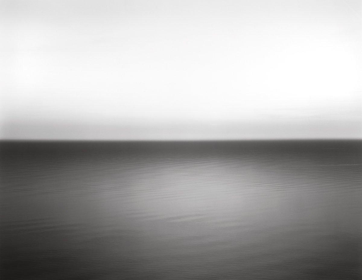 "Hiroshi Sugimoto, ""Boden Sea, Uttwil"" (1993)"