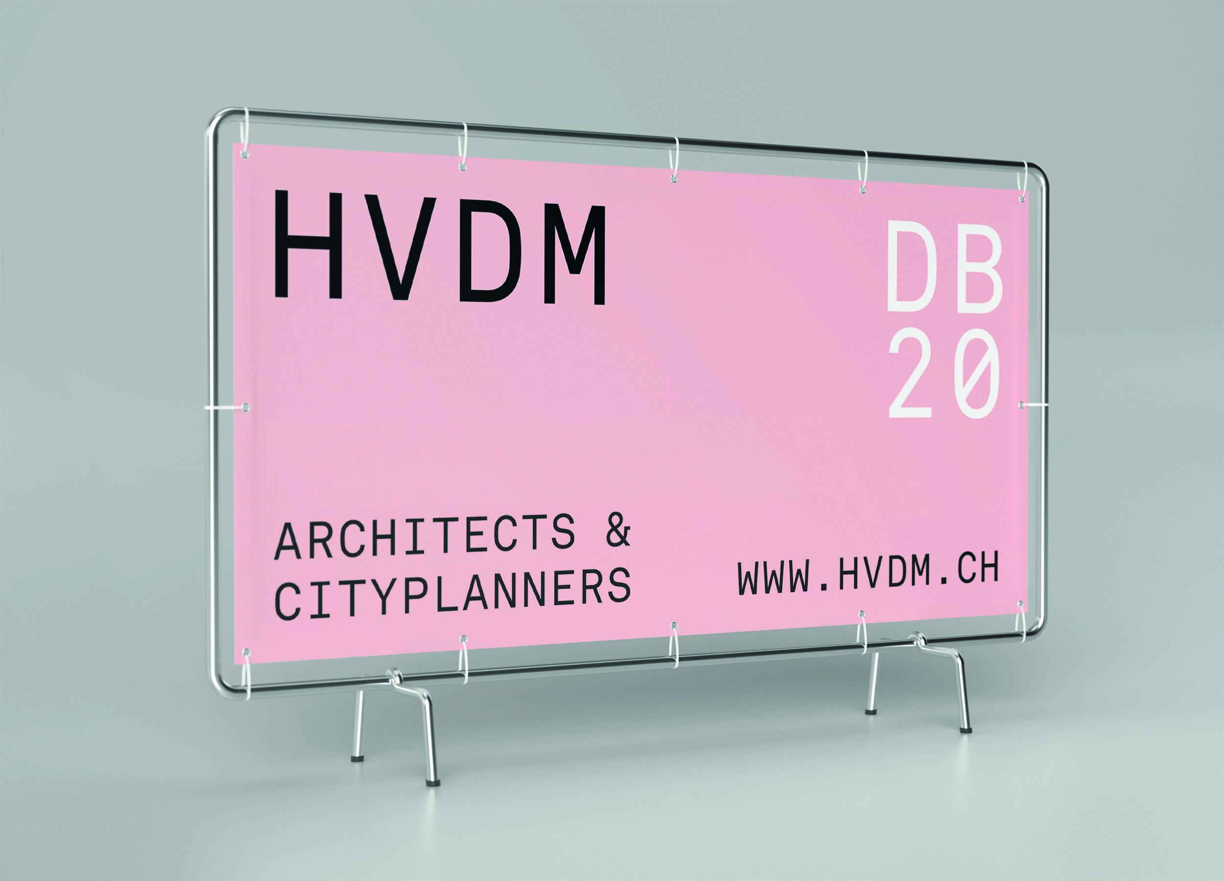 HVDM – Baustellenblachen | 2017