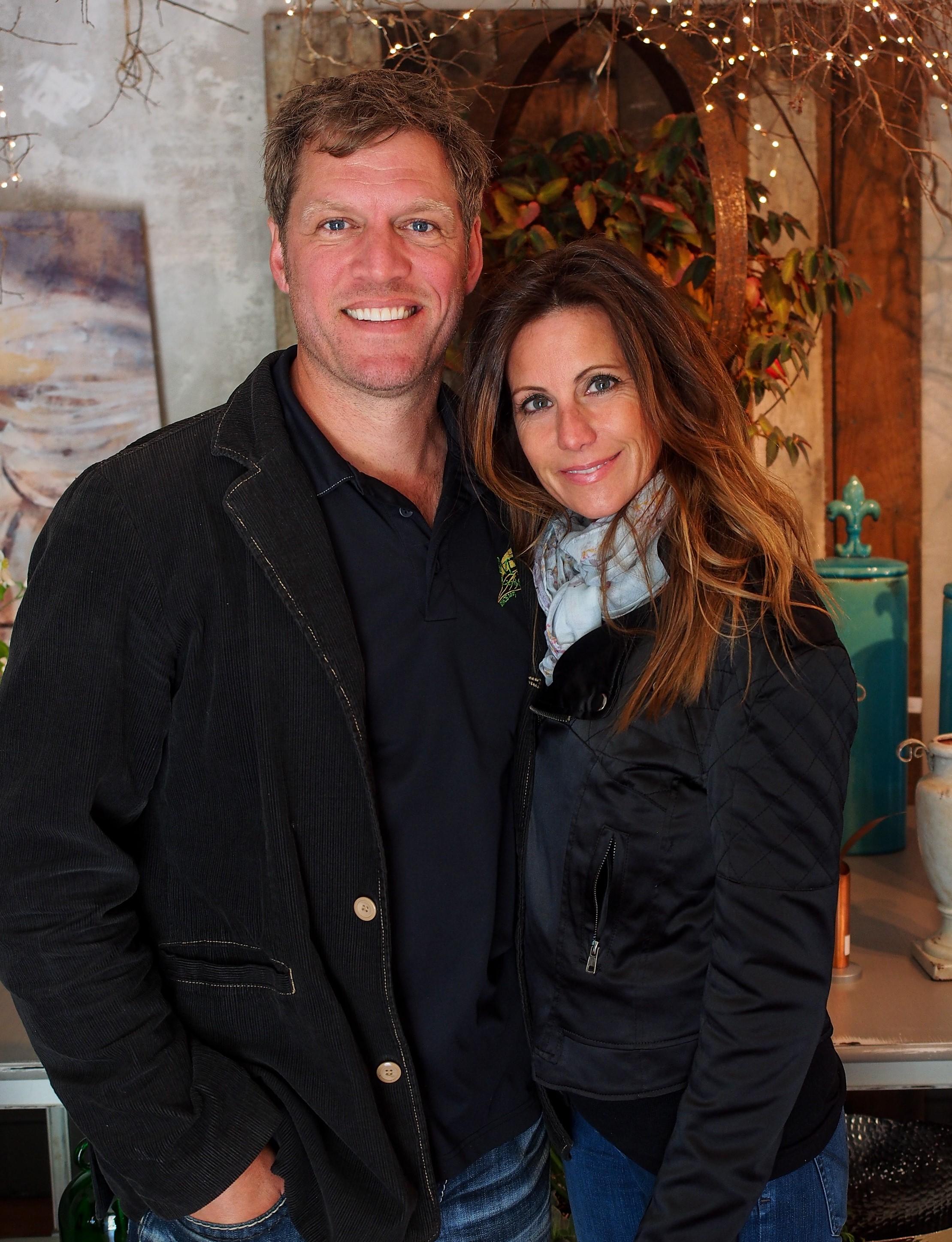Brandon & Amy Morris