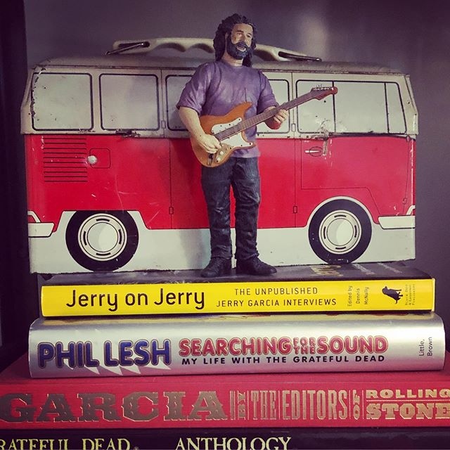 We are looking forward to celebrating @jerrygarcia's birthday tonight at @tnbrewworks from 6-8PM! Hope to see you #tnjeds out n bout! #jerryonjerry #jerryonjerryonjerry #gratefuldead