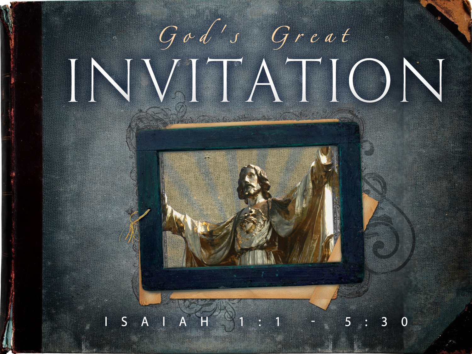 God's Great Invitation