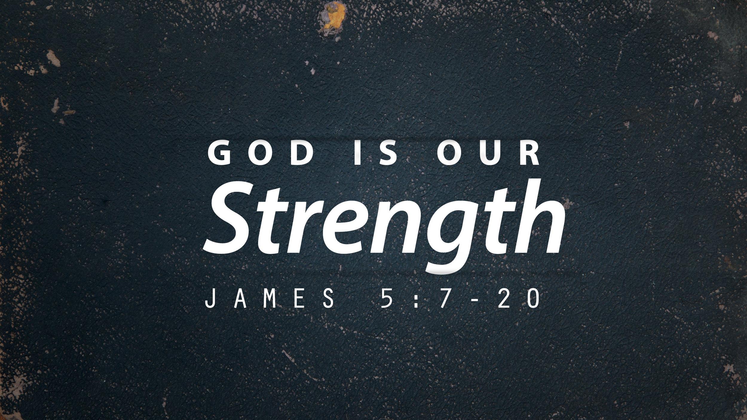 James 5: 7 - 20 - Dr. Kevin Maples